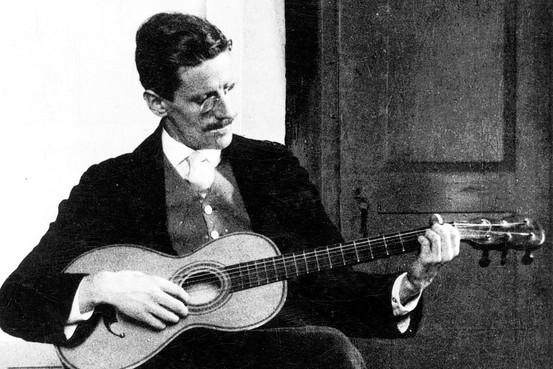 ASMR and James Joyce