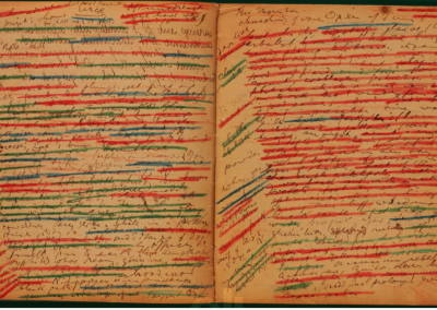 Ulysses Notebook