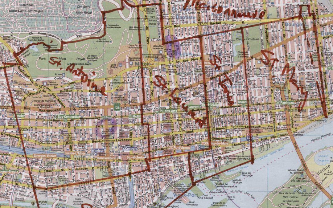 The Irish of Verdun: The Walking Tour App