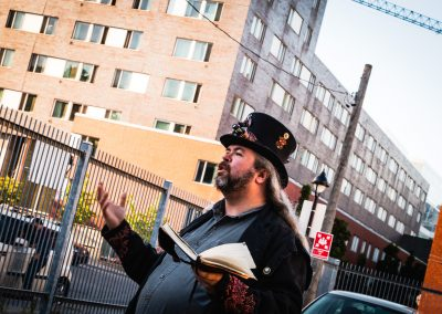 2018-06-15 Bloomsday Ghost Walk