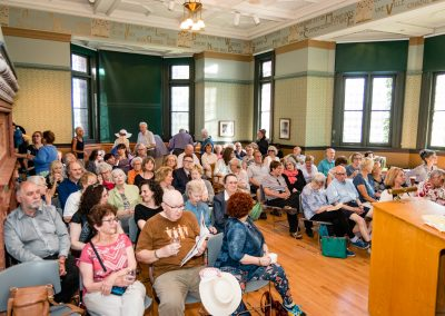 2018-06-16 Bloomsday Molly Bloom Soliloquy