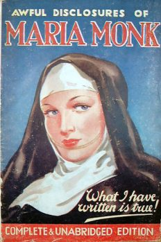 Trick or Treat? The Awful Disclosures of Maria Monk (1836)