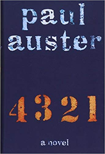 4321, by Paul Auster